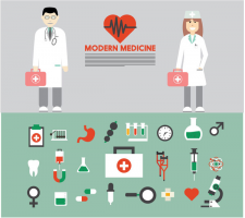 Integrated Just-in-time learning of Experimental, Applied and Clinical Medicine